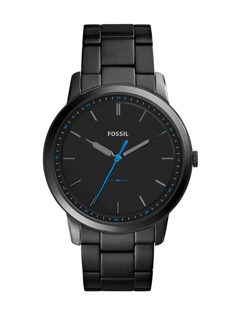 Fossil Men Black Analogue Watch FS5308I
