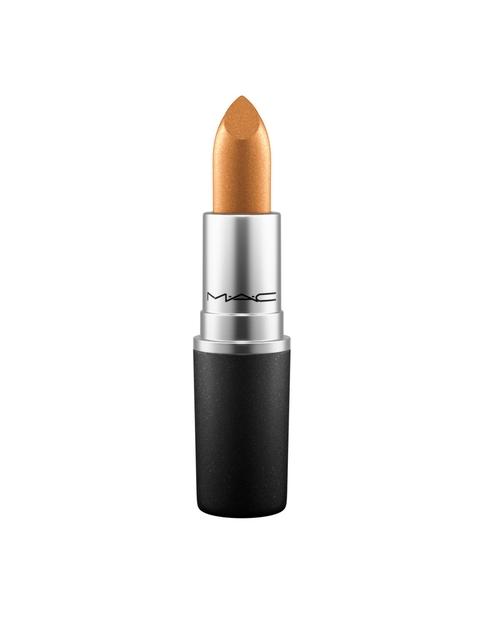 M.A.C Golden Bronze Shimmer Frost Lipstick