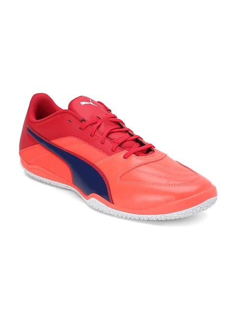 Puma Men Orange 365 CT Football Shoes