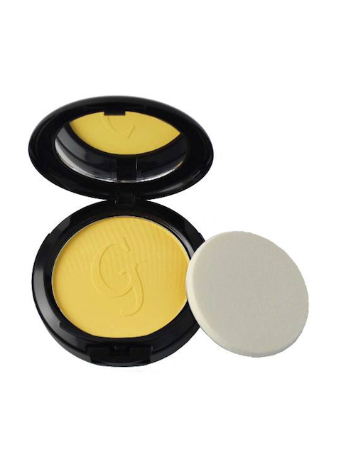 GlamGals Face Stylist Soft Honey Compact 12g