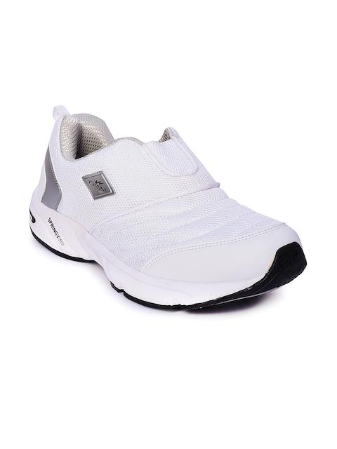 Campus Men White MONTAYA Running Shoes