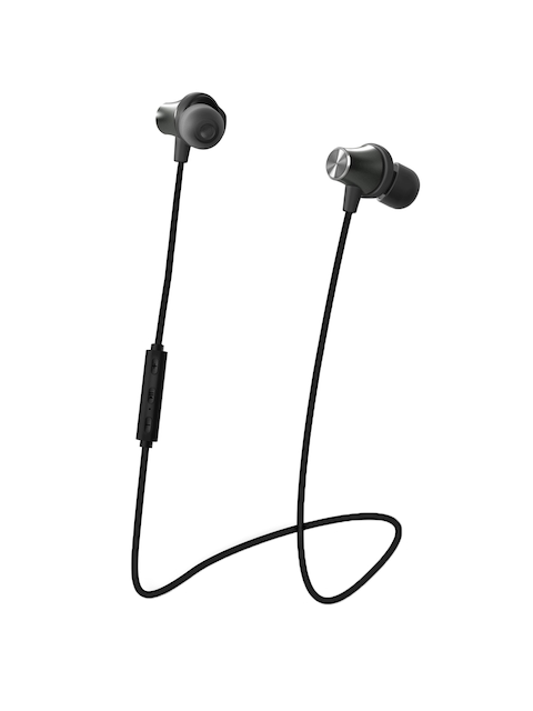 TAGG Black Sports+ In-Ear Bluetooth Earphones with Mic