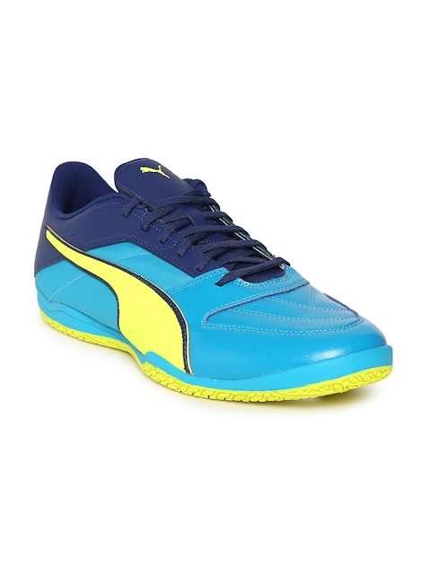 Puma Men Blue Gavetto II Badminton Shoes