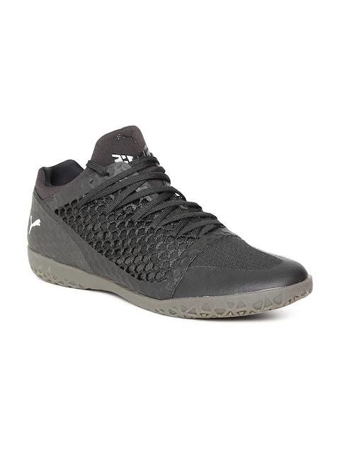 Puma Men Black 365 Netfit CT Football Shoes