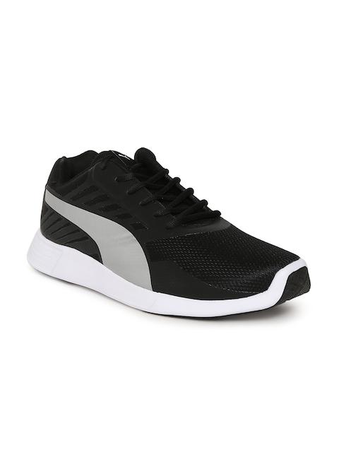 Puma Men Black ST Trainer Pro Running Shoes