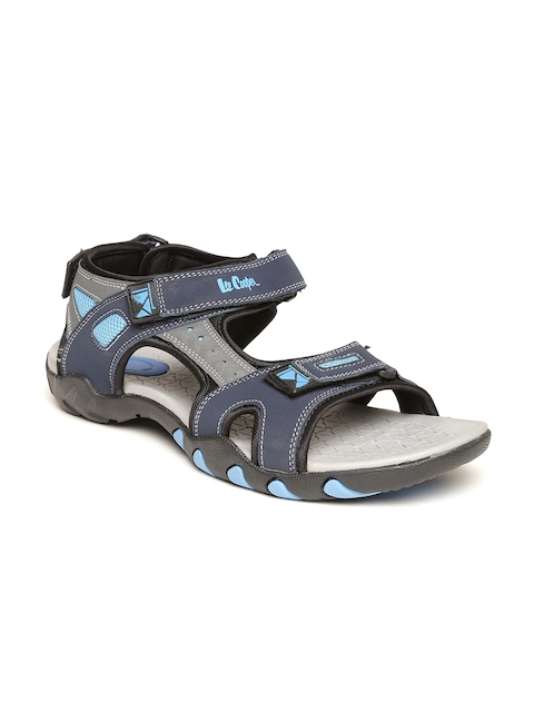 Roadster Men Navy Sports Sandals  available at myntra for Rs.1274
