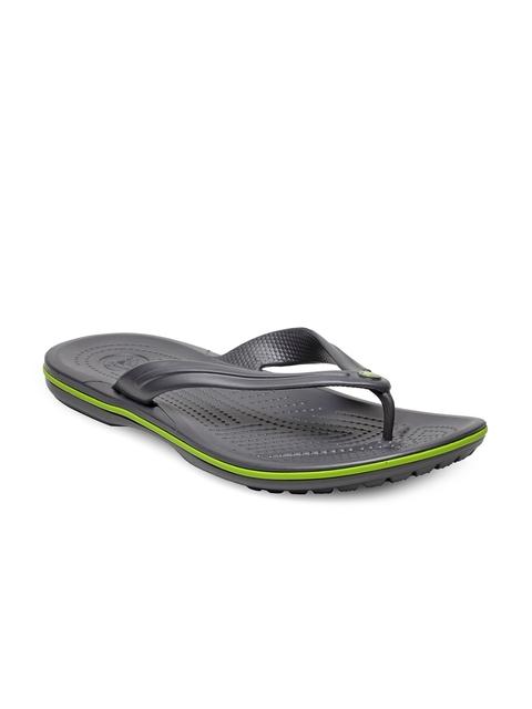 Crocs Men Black Flip-Flops