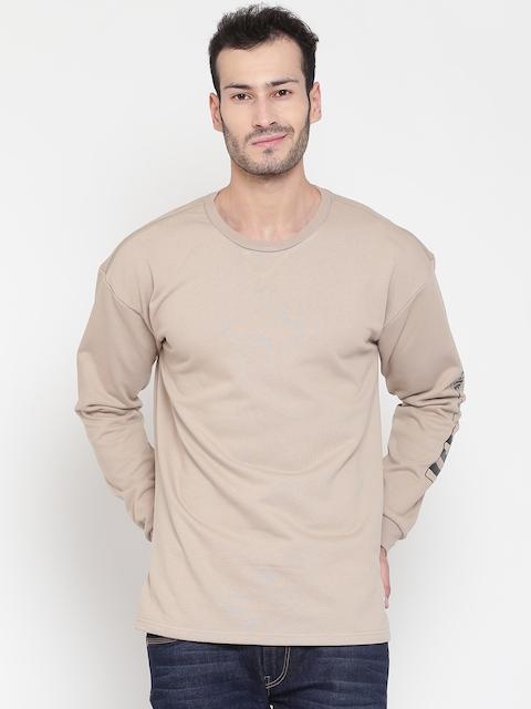 Adidas NEO Men Beige UT ELG GR Sweatshirt