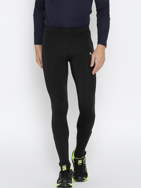 Puma Black Winter Long Tights