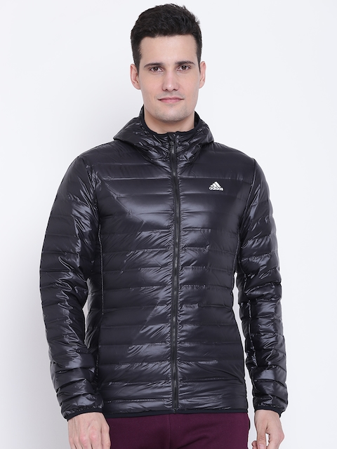 Adidas Men Black VARILITE HO Sporty Jacket