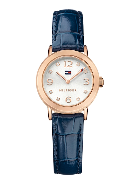 Tommy Hilfiger TH1781713 Silver-Toned Analog Women's Watch (TH1781713)