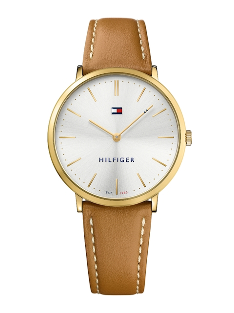 Tommy Hilfiger Women Off-White Analogue Watch TH1781688_BBD