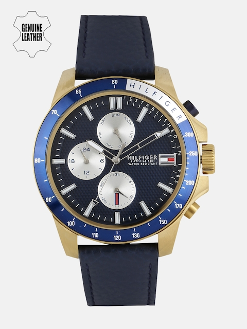 Tommy Hilfiger Men Navy Multi-Function Analogue Watch TH1791162J_BBD