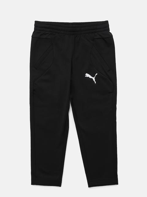Puma Boys Black Track Pants