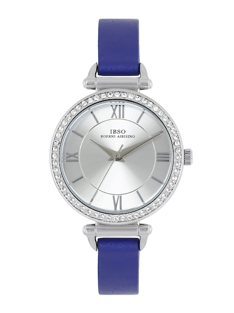 IBSO Women Silver-Toned Analogue Watch IB241LBL