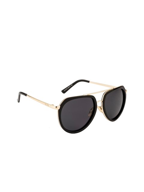 Ted Smith Unisex Oval Sunglasses TS-B18136S