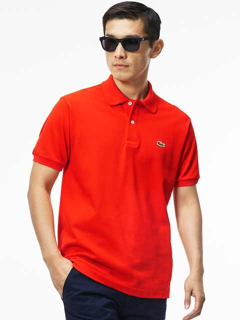 Lacoste Men Red L.12.12 polo