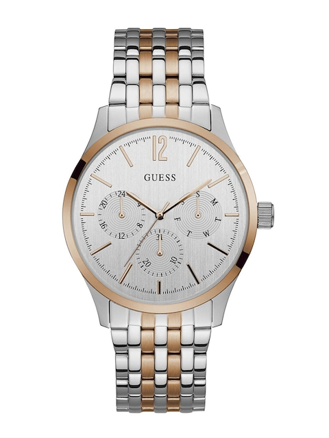 GUESS Men Grey Analogue Watch W0995G3-2