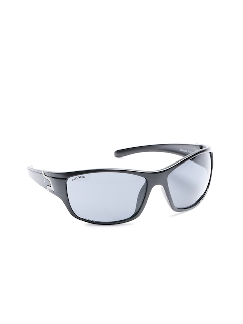 Fastrack Men Sports Sunglasses P382BK1  available at myntra for Rs.999