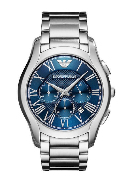Emporio Armani Men Navy Chronograph Watch AR11082I