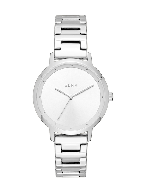 DKNY Women Silver-Toned Analogue Watch NY2635I