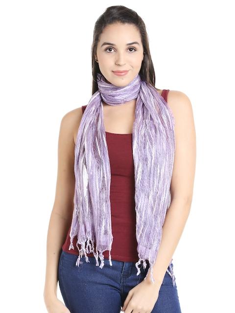 Noi Purple Scarf