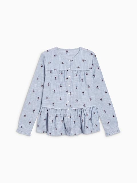 next Women Multicoloured Regular Fit Striped Casual Shirt