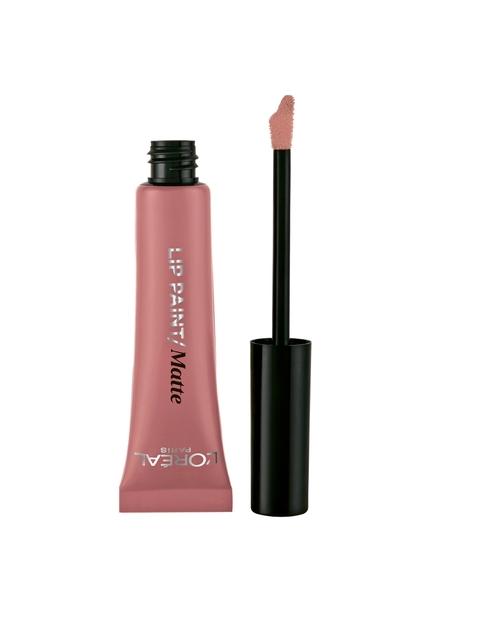 LOreal Paris Hollywood Beige Matte Infallible Lip Paint Liquid Lipstick 201
