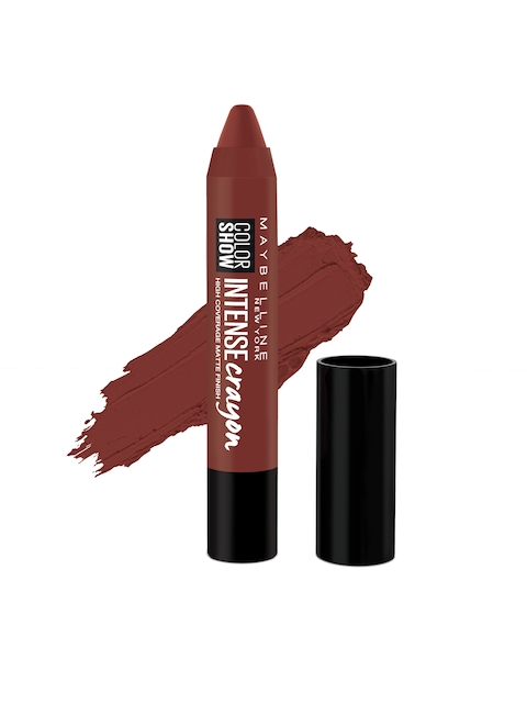 Maybelline Color Show Intense Crayon Dark Chocolate Lipstick M 309