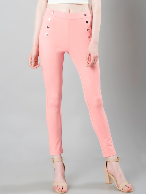FabAlley Pink Treggings