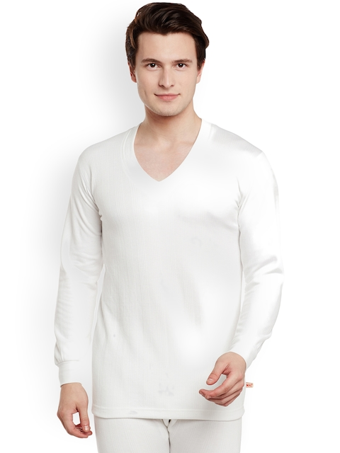 VIMAL White Thermal T-shirt