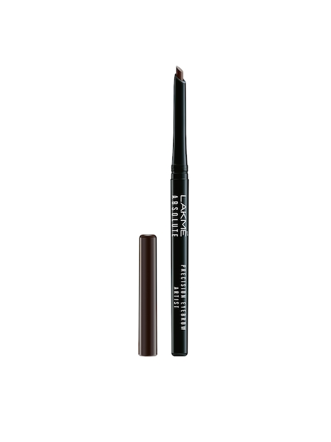 Lakme Absolute Precision Eye Artist Dark Brown Eyebrow Pencil 0.35 g