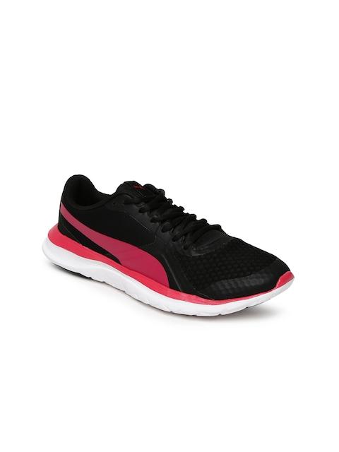 Puma Women Black FlexT1 Running Shoes