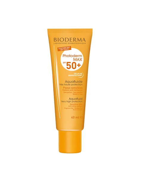 BIODERMA Photoderm Aquafluide Neutre SPF 50+ Sunscreen 40 ml