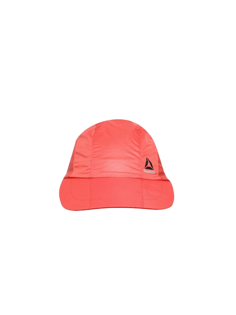 Reebok Unisex Coral Red ACT ENH Performance Training Cap