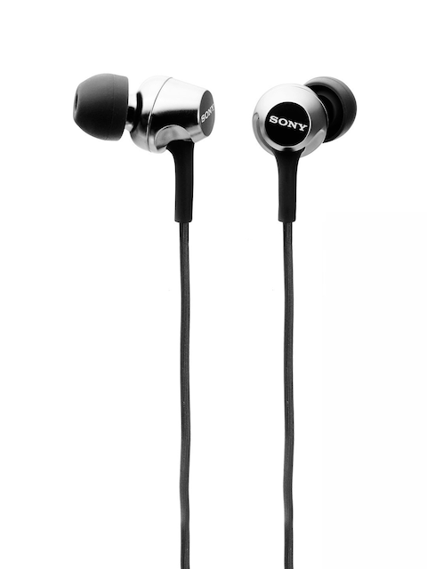 Sony Black In-ear Stereo Headphones MDR-EX155/BQIN