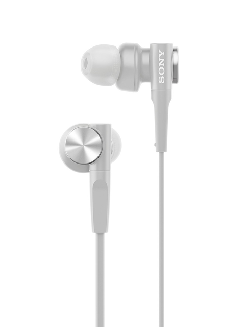 Sony Blue EXTRA BASS Over-Ear Headphones MDRXB55AP