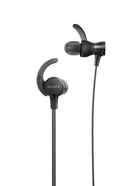 Sony Black In-Ear Headphones With Mic MDRXB510ASBQIN