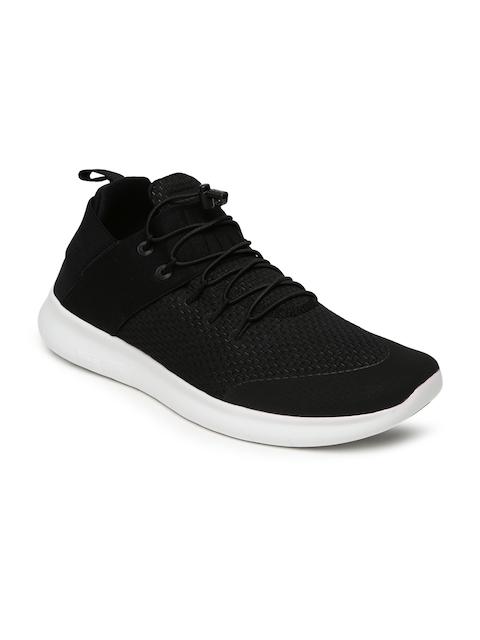 Nike Men Black FREE RN CMTR 2017 Running Shoes
