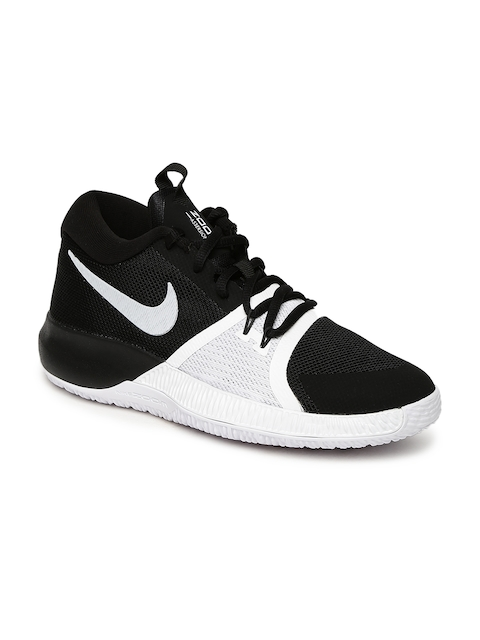 Nike Boys Black ZOOM ASSERSION (GS) Basketball Shoes  available at myntra for Rs.3357