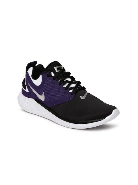 Nike Women Black LUNARSOLO Running Shoes