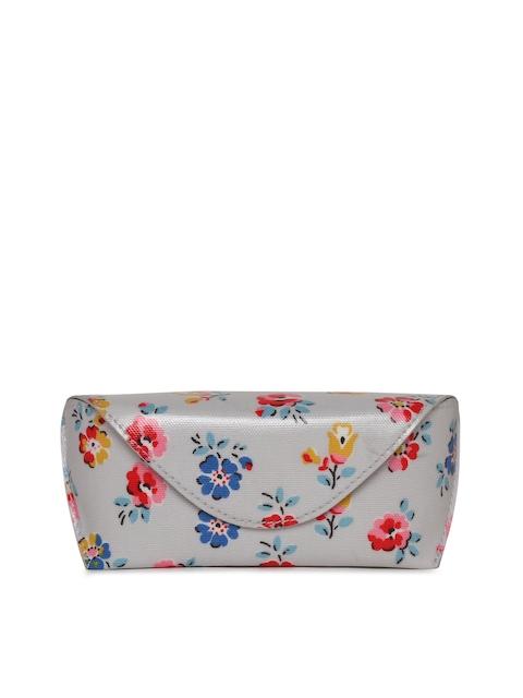 Cath Kidston Women Grey Floral Printed Sunglasses Case