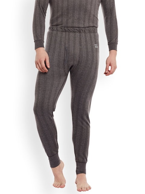 VIMAL Taupe Thermal Bottoms