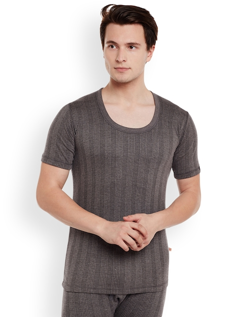 VIMAL Taupe Thermal T-shirt