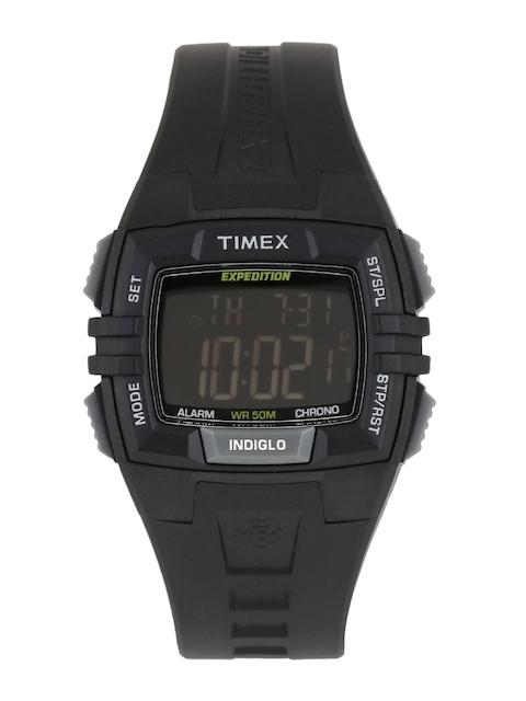 Timex Men Black Digital Watch T49900