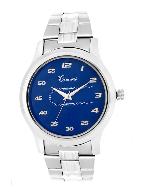 Camerii Men Blue Analogue Watch WM204