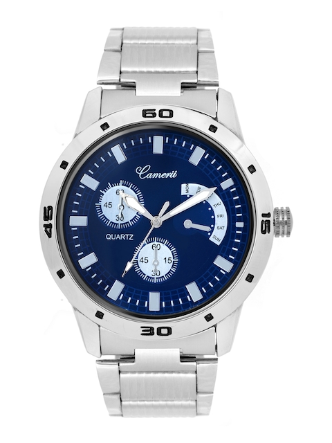 Camerii Men Blue Analogue Watch WM229