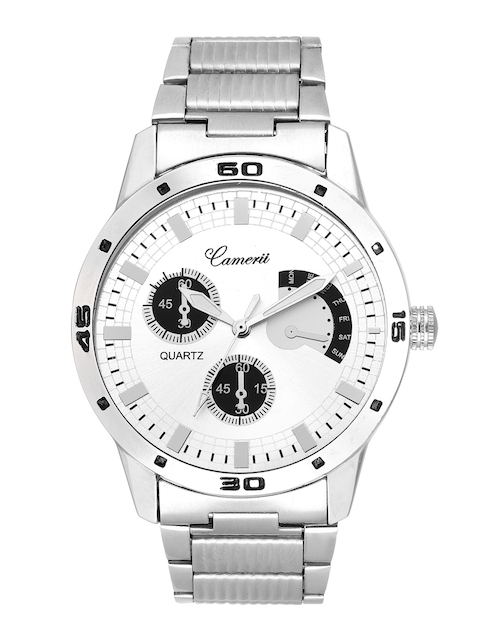 Camerii Men White Analogue Watch WM231