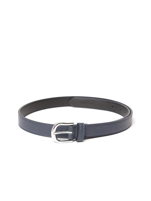 Lino Perros Women Navy Solid Belt