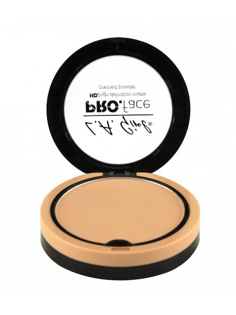 L.A Girl HD PRO Face Pressed Powder- Porcelain GPP603